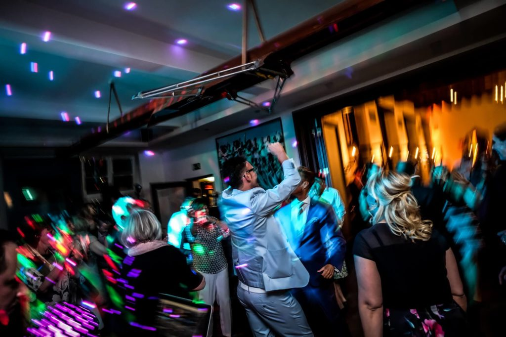 DJ Hochzeit Dancefloor