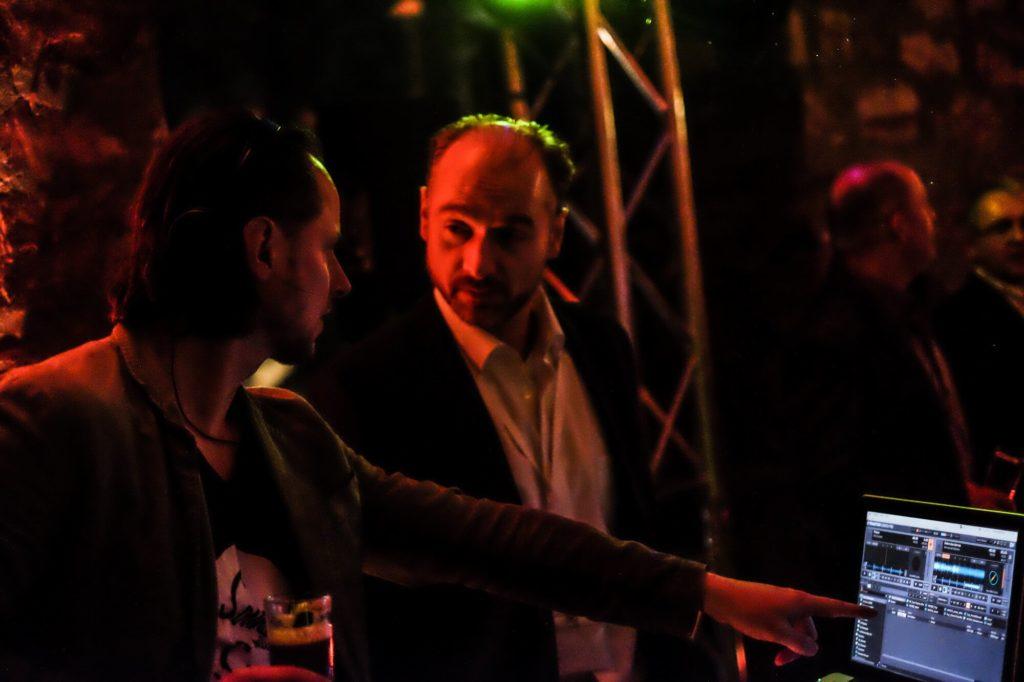 Gast Liedwunsch DJ Hochzeit