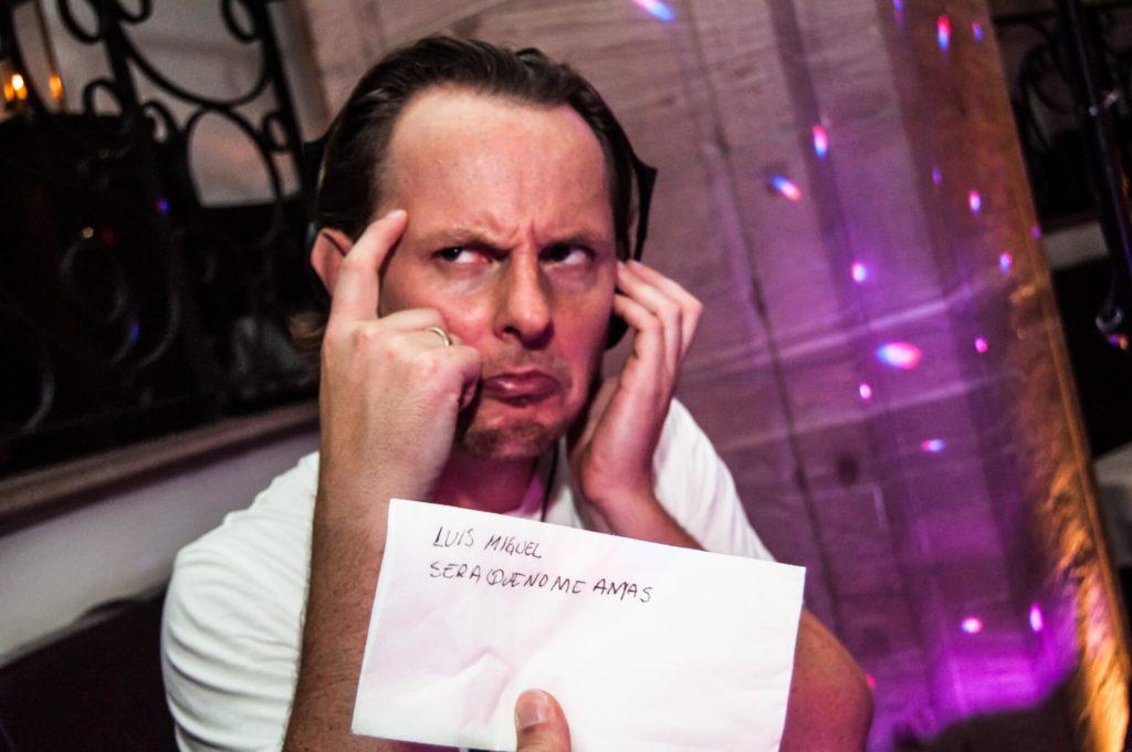 Liedwunsch DJ Hochzeit