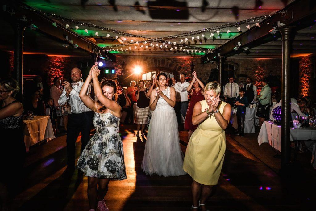 Flahsmob Hochzeit