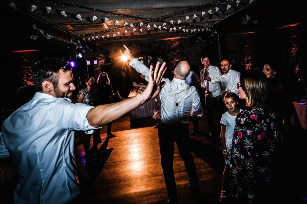 Tanzfläche Party Sound mit Seele