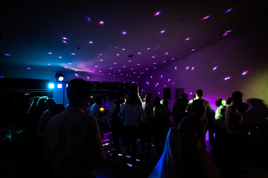 Hochzeit Party Tanzfläche